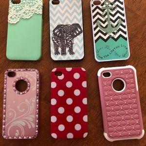 Accessories - iPhone 4s case